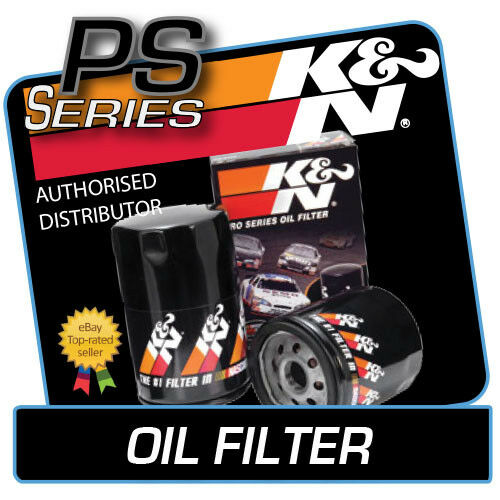 Filtro de aceite K/&N Pro PS-2011 cabe Ford Mustang 3.7 V6 2011-2013
