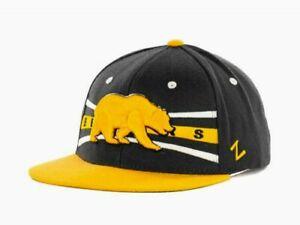 California Cal Golden Bears Zephyr NCAA Original Snapback Front Runner Cap Hat