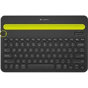 Logitech-K480-920-006342-Black-Bluetooth-Wireless-Mini-Multi-Device-Keyboard