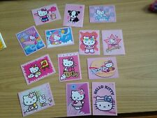 Adesivi stickers figurine HELLO KITTY Panini