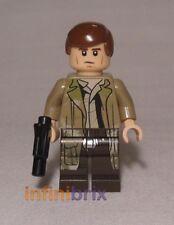 Lego Han Solo (Endor) from Set 75094 Imperial Shuttle Tydirium Star Wars sw644