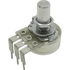 Potentiometer Grva Audio 16mm Right Angle Pcb Solid Shaft 100 K