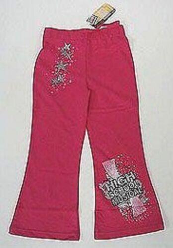 Officiel Disney High School Musical Filles Pantalon jogging confortable salon 8ys Bnwt