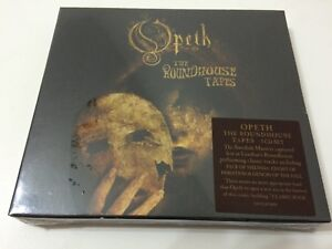 The-Roundhouse-Tapes-by-Opeth-2CD-Nov-2007-2-Discs-Peaceville-Records-UK