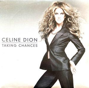 Celine-Dion-CD-Single-Taking-Chances-Europe-VG-M