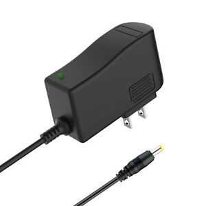 12V AC Adapter for 12V 800mA 0.8A Power Supply Charger DC 5.5mmx2.5mm 6ft Cord
