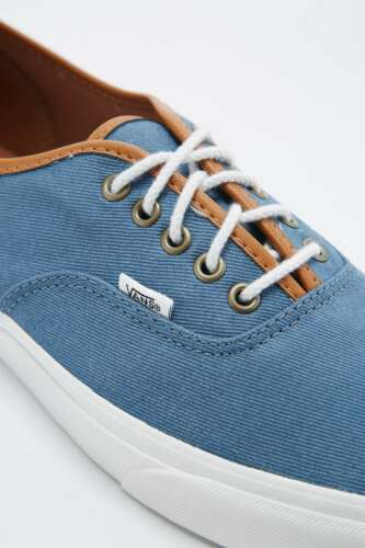 Authentic Trainers Vans nueva In Blue Caja qpwA8HPw