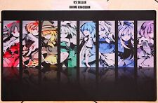 Custom Yugioh Playmat Play Mat Large Mouse Pad touhou project Anime Girls #626