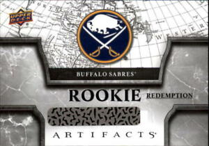 2018-19-Upper-Deck-Artifacts-Hockey-Rookie-Redemption-Singles-Pick-Your-Cards