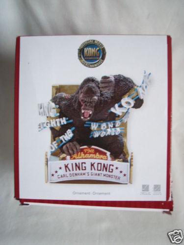2008 Carlton Cards King Kong Light Sound