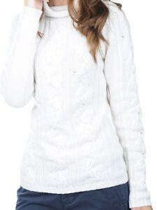 Balldiri modello White 12 Dolcevita Fädig Pullover S Ladies Cashmere 100 rw4Cfqr