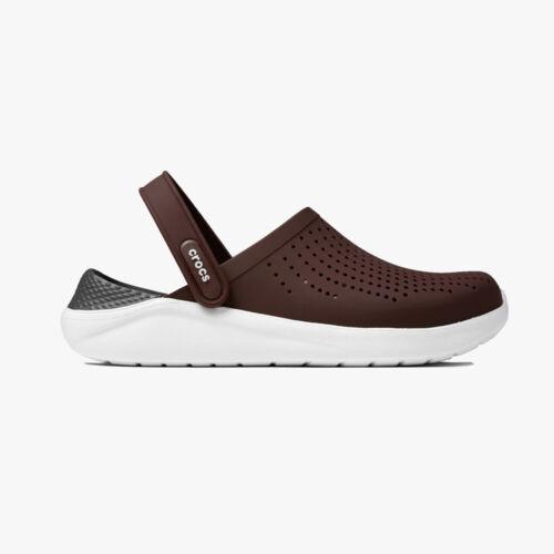 Crocs literide Clog Femmes Femmes Chaussures Chaussons Pantoufles Sandales 204592-616