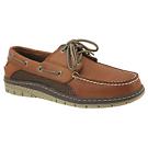 Sperry Billfish Ultralite 3-Eye Boat Shoes (Dark Tan)