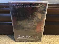 When They Cry Complete Box Set (DVD 6-Disc Set) NEW OOP Higurashi No Naku Koroni