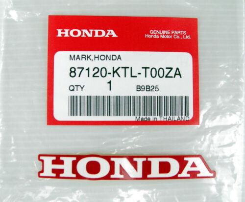 ORIGINAL Honda Aufkleber-5,5cm-REPSOL ROT//WEISS-Sticker-Logo-Decal-Schriftzug-55