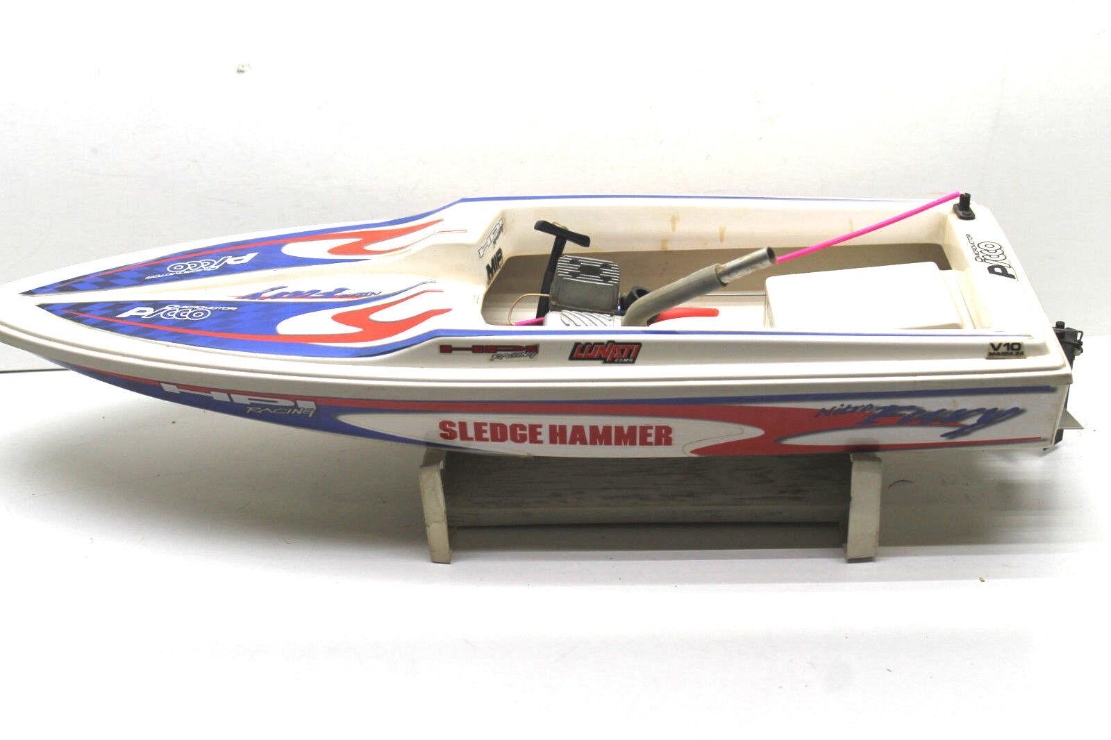 Con 100% de calidad y servicio de% 100. Vintage 26 Nitro furia Sledge Hammer Star 15 15 15 HPI Racing Compresión parece Sin Uso  servicio honesto