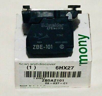 ZBE-204 ZBE-205 ZBE-102 ZB5AZ009 Contacts block SCHNEIDER ZBE-101 ZBE-203