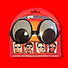 FUNNY CARTOON GOOGLY EYE GLASSES NOVELTY COMEDY JOKE SPECS PARTY FANCY DRESS