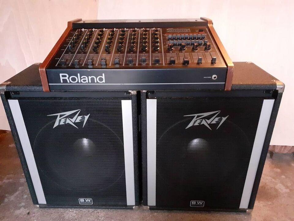 Mixer, Roland PA-250