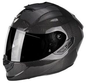 Casco-integrale-moto-fibra-Scorpion-Exo-1400-Carbon-air-lucido