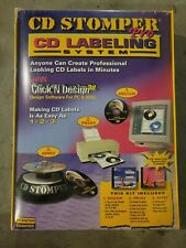 New Listingavery Cd Dvd Labeling System Cd Stomper Pro Computer Software Complete New