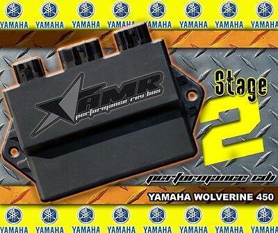 AMR Racing CDI REV Box Upgrade for Yamaha ATV Wolverine All Years Stage 3