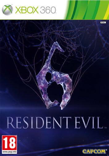 Resident Evil 6 XBOX 360 IT IMPORT CAPCOM