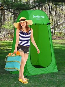 Boat Changing Room Pop Up Tent Camping Pontoon Festival