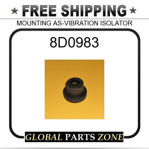 8D0983 MOUNTING AS-VIBRATION ISOLATOR 7T8332 for Caterpillar CAT