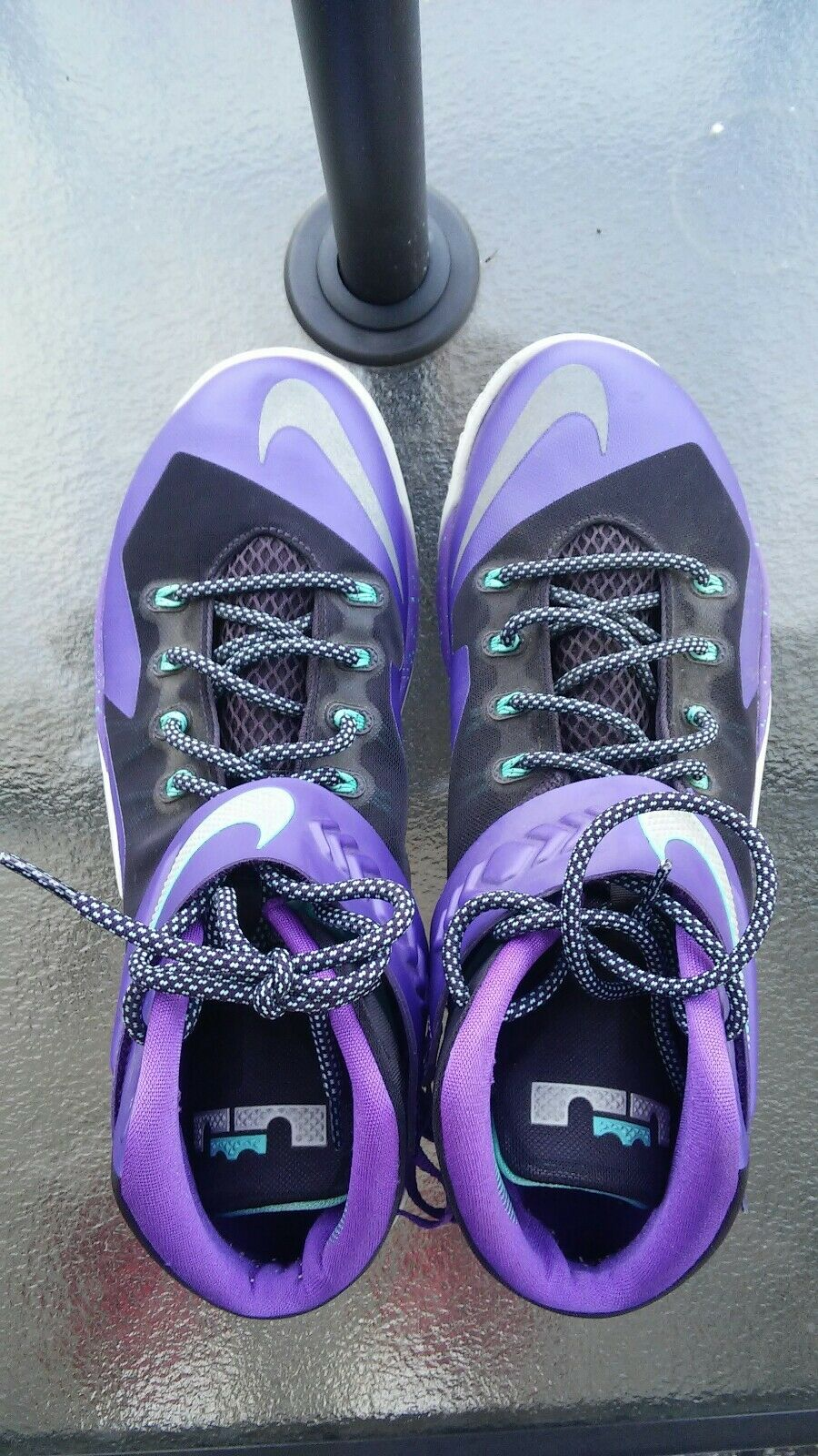 Nike Zoom Soldier 8 Basketball Men's Shoes Comfortable