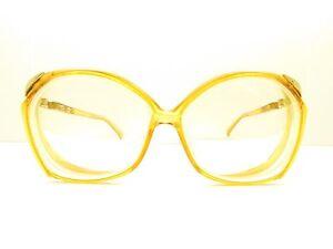 9348e7dd09b CHRISTIAN DIOR 2104 32 VINTAGE Eyeglasses Frames 56-11mm TV6 50449 ...