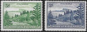Norfolk-Island-Scott-Number-23-24-Mint-HR