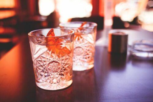 Drinks Gläser y00189 Impresión Wand Deko Leinwand Bilder