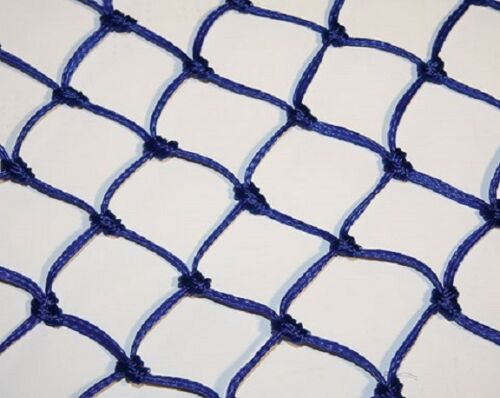 Heunetz Bleu Mailles 5 x 5 cm futternetz foin Heuraufe étroitement 321298