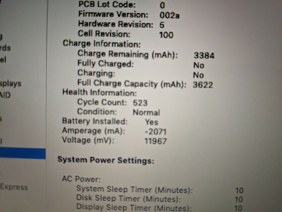 "MacBook, 13"", Intel 2,0 GHz"