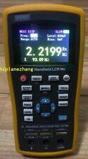 Handheld Lcr Meter Lcrzxdqesrdcr 1001201k10khz 28tftlcd Bias Usb