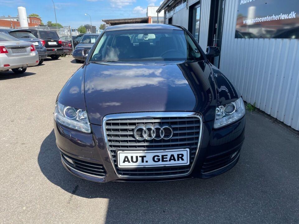 Audi A6 2,8 FSi Multitr. Benzin aut. Automatgear modelår