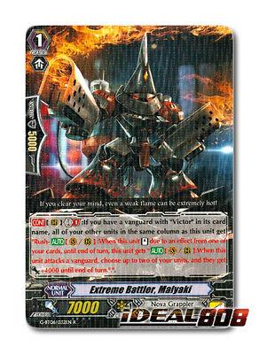 """x4 Fullbau /""""Diablo/"""" G-BT06//061EN C CFV M//NM"""
