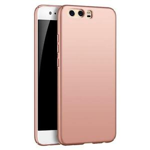 Huawei-P10-Lite-Huelle-Tasche-Case-Cover-Handy-Backcover-Handyhuelle-Rosegold