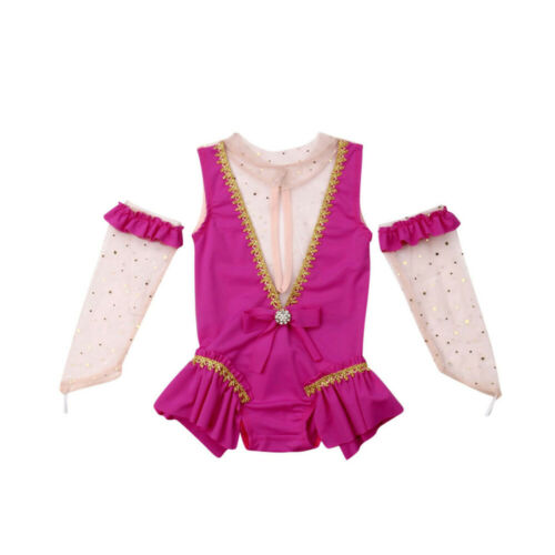 Toddler Baby Girl Anne Wheeler Costume Fancy Dress Romper Gloves Party Outfit UK
