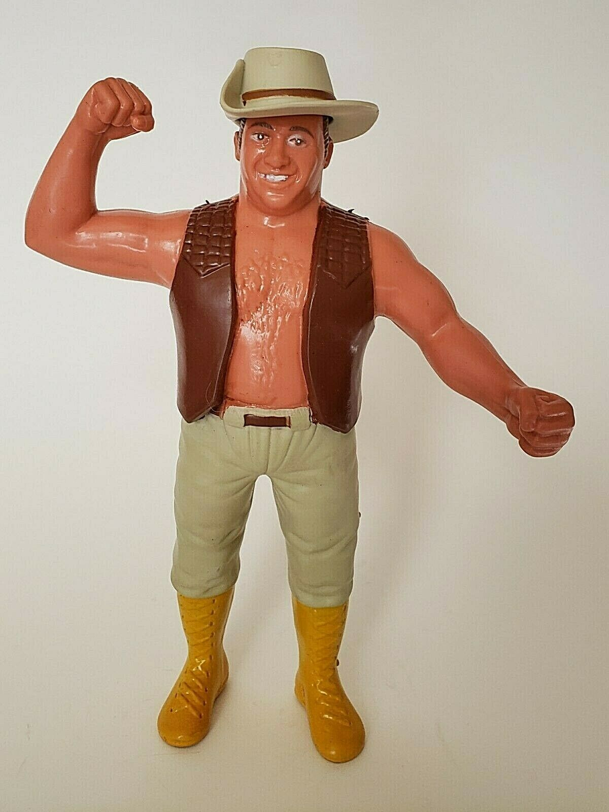 1984 Outback Jack Series 4 LJN WWF   WWE Wrestling Action Figure