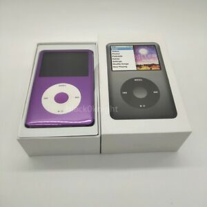 The most cool gift-NEW Apple iPod classic 7th Generation 80GB-1TB  Purple
