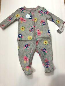 c010c6e280 Image is loading CARTER-039-S-BABY-SIZE-3-MONTHS-GREY-