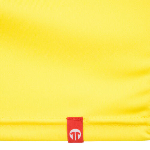 11teamsports Cruzar Trikot Gelb Schwarz F70