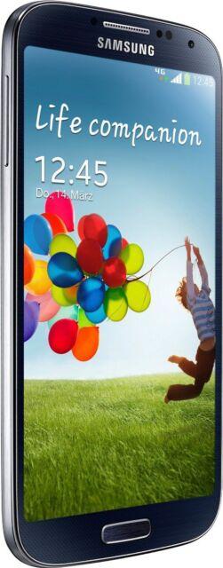 Samsung Galaxy S4 GT-I9505 16GB Schwarz Android Smartphon Handy 4G LTE NEU & OVP