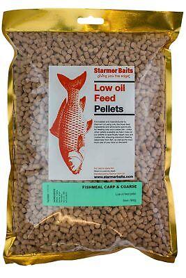 Farina Di Pesce Mangime Pellet Per Pesca Carpa E Grossa, Tutte Le Stagioni 5mm- Estremamente Efficiente Nel Preservare Il Calore