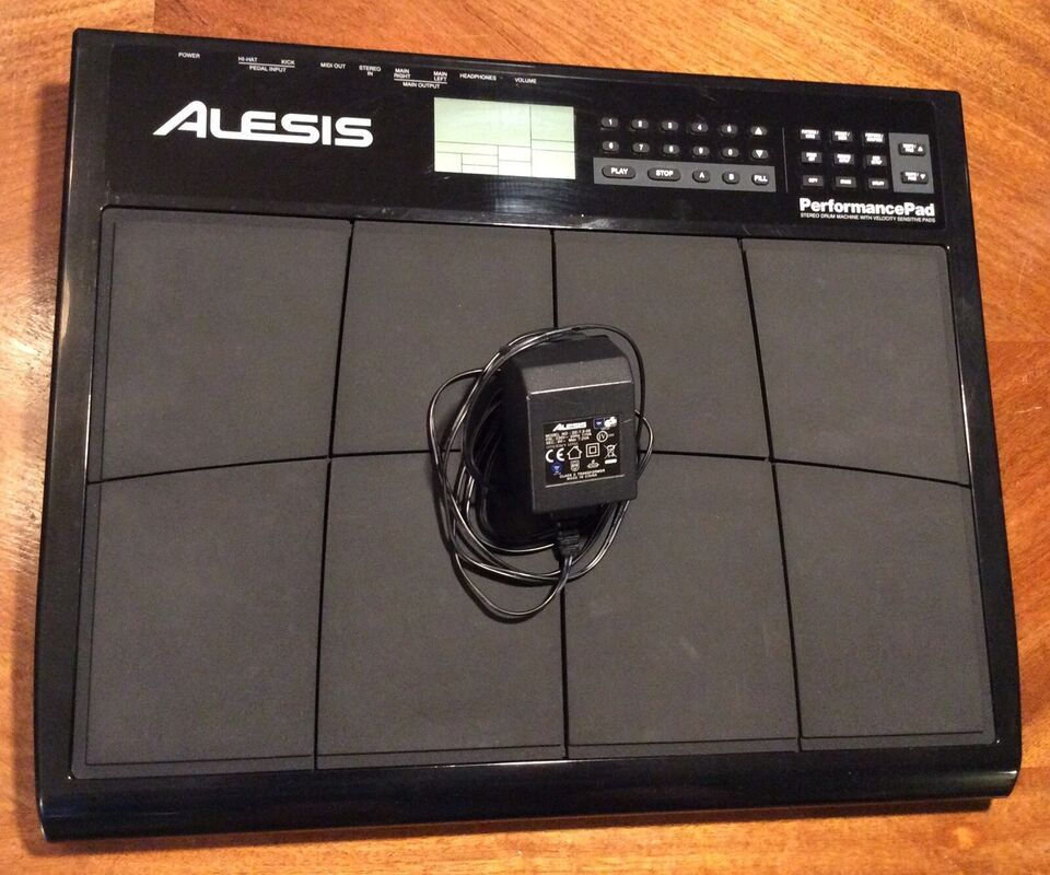 Groovebox, Alesis Performance Pad