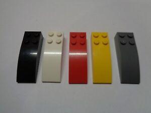 LEGO briques inclinée brick slope 2x8 (44126) choose color and quantity