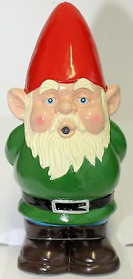 GARDEN GNOME Whistling Gnome Door Greete For Garden Pool Step Pergola Home*