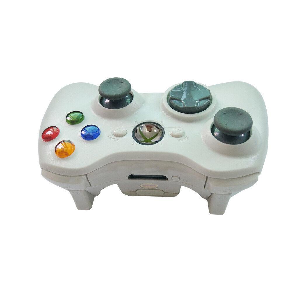 Microsoft Xbox360 Dual Shock Remote Gamepad Bluetooth Wireless Joypad Controller 3